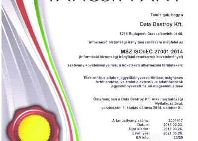 MSZ-ISO_IEC-27001-2014
